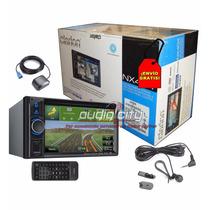 Autoeséreo Pantalla 6.2 Clarion Nx404 Dvd Usb Gps Integrado