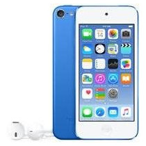 Apple Ipod Touch 32 Gb Azul (6ª Generación)