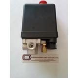 Presostato Switch Para Compresor B.r. Compresores De Occte