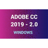 Todas Las Apps Adob Cc 2019 Para Windows