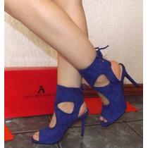 Zapatillas Finas Arthuro-azpeitia Tacon Moda Comodo Sexy Wow