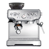Cafetera  Breville The Barista Express Bes870 Brushed Stainless Steel 110v
