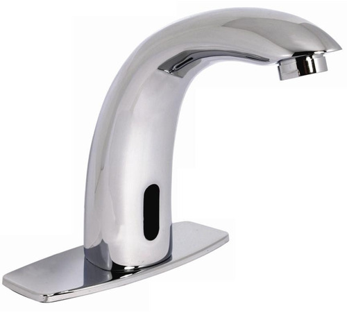 Llave electronica con sensor de apertura para lavabo 1900 for Precio de llaves para lavabo