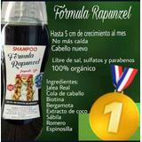 Shampoo Fórmula Rapunzel Original Orgánico
