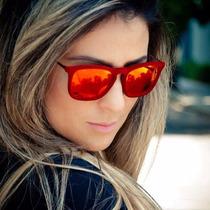 Lentes Gafas De Sol Vintage Eyewear De Terciopelo De Calidad
