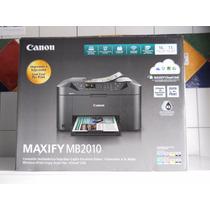 Impresora Canon Maxify Mb2010