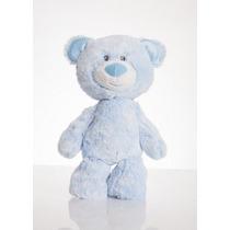 Juguete De Peluche - Aurora Huggie Bebés 11.5¿ Azul Suave