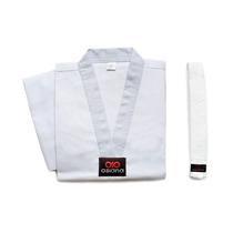 Dobok Champion Blanco Asiana Fmktd Distribuidor Autorizado
