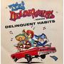 Cd Delinquent Habits Tres Delinquentes  segunda mano  Guadalajara