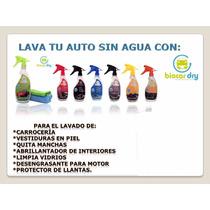 Lava Tu Auto Sin Agua Con Biocardry