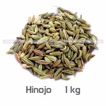 Hinojo 1 Kg Semilla Especias 2clicmx
