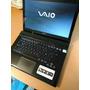 Laptop Sony Vaio Intel 4gb Ram 320gb En Disco Duro Windows 8