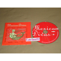 Mexican Divas 98 Electicas Cd Zabaleta Jaram Jeanette Astrid