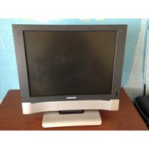 Se Vende Tv Lcd Magnavox 15 Modelo 15mf400t/37