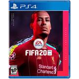 Fifa 20 - Champions Edition (nuevo Y Sellado) Play Station 4