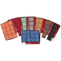 Tizas Para Billar De Colores Marca Master Caja De 12 Piezas