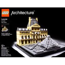 Lego Arquitectura 21024 Louvre