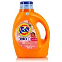 Tide Plus Un Toque De Downy He Líquido Detergente De Lavande
