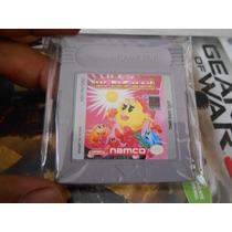 Ms Pacman Para Su Game Boy Tabique,funcionando,economico.