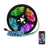 Tira Led Bluetooth 6.5 Ft/2m Luces Led Controlada Por App