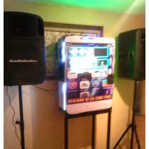 Renta Rockola Digital Tp Blackberry Ipod Music Video Karaoke