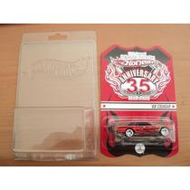 Hot Wheels Rlc Convencion 35 Aniversario Cougar 68