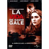 Dvd La Vida De David Gale ( Life Of David Gale ) 2003 - Alan