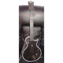 Guitarra Guitar Hero Les Paul Xbox Usada . Cambios Gamer .