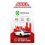 Tramites Vehiculares Axel/permisos 30 Días $250