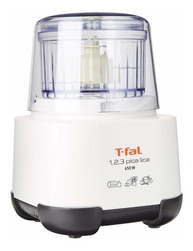 Procesador De Alimentos T-fal Mf6021mx 650w Blanco