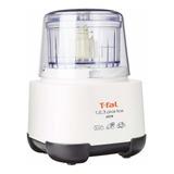 Procesador De Alimentos T-fal Picalica Mf6021mx 650w Blanco