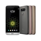 Lg G5 H840 32gb + Pila + Cargador Pilas + Quick Cover - Rosa