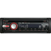 Autoestereo Sony Xplod Cdx-gt330 Mp3 Cd Aux Control Remoto