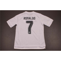 Jersey Adidas Real Madrid Local Ronaldo #7