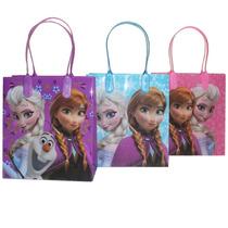 Disney Party Fever Frozen Favor Kit De 60 Bolsas