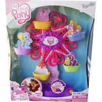 Little Pony Rueda De La Fortuna Con Pinkie Pie Vuelta Mundo