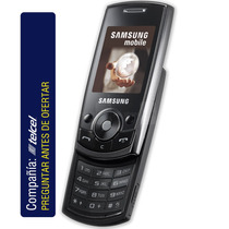 Samsung Sgh-j706 Mms Mp3 Bluetooth Sms Micro Usb Cám 1.3 Mpx