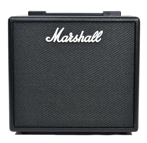 Amplificador Marshall Code 25 Transistor 25w Negro