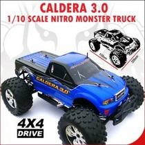 Camioneta Gasolina Redcat 1 Lts Nitro Y Envio Gratis