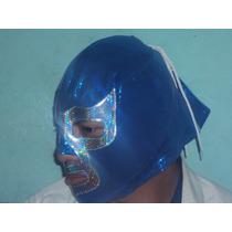 Mascara De Luchador Blue Demon Jr Semiprofesional