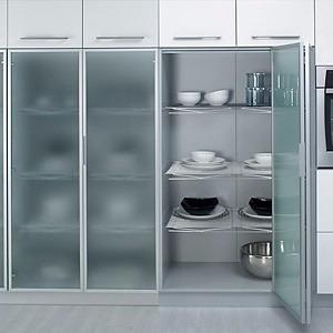 Cocinas integrales puertas de aluminio cocinas integrales for Cocinas integrales en aluminio