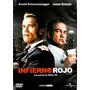 Dvd Infierno Rojo ( Red Heat ) 1988 - Walter Hill