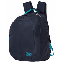 Mochila Back Pack Azul Marino, Schatz Sport, Mk0826