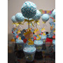 Topiario De Bombon Arreglo De Mesa Baby Shower