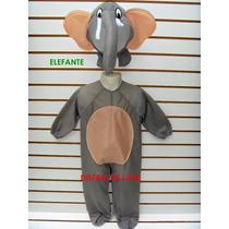 Disfraz De Elefante Toro Conejo Raton Caballo Primavera Niño