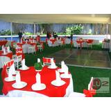 Eventos En Jardín Paseos De Taxqueña Y Valle Del Sur