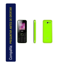 Celular Aoc Essencial A17 Verde M06f321pp4546 2 Tarjetas Sim