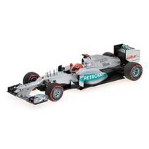 Mercedes Amg De Michael Schumacher Pole Gran Premio Monaco