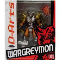 Wargreymon Digimon D-arts Bandai