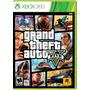 �� Grand Theft Auto V Gta 5 Para Xbox 360 �� En Bnkshop